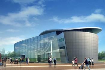 nieuwe ingang van gogh museum